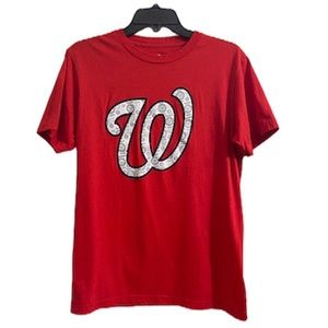 Washington Nationals Genuine Merchandise Shirt M